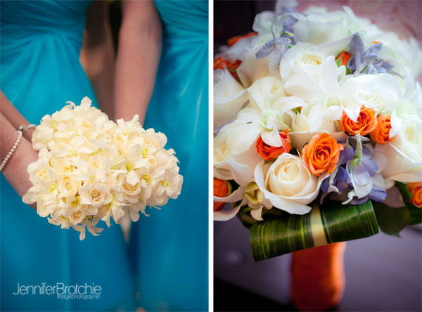 Wedding Flowers On Oahu : Johnjohn and jessica get married at the hale koa hotel