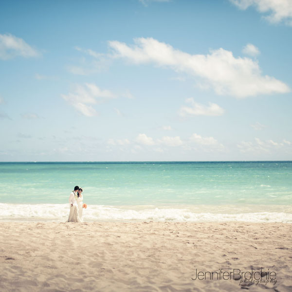 Destination Wedding In Hawaii Photography At The Beach