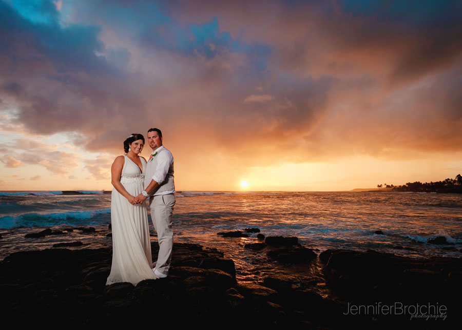 A Kauai Wedding With Meghan And Jesse