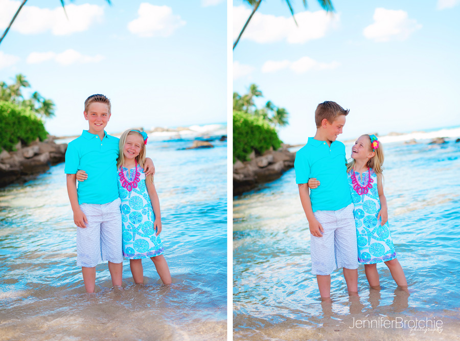 Pink and blue in koolina for Best and cheapest beach vacations