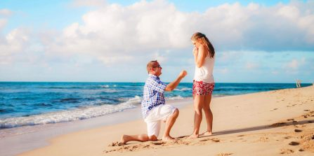 Oahu Surprise Proposal, Oahu Photographer, Disney Aulani Beach Portrait, Photographer in Waikiki, Turtle Bay Photographer
