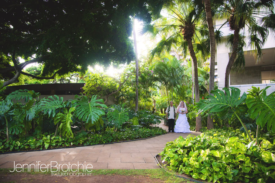 Johnjohn And Jessica Get Married At The Hale Koa Hotel Waikiki Redlands California Portrait Film Babies Kids Teens Family Photographer